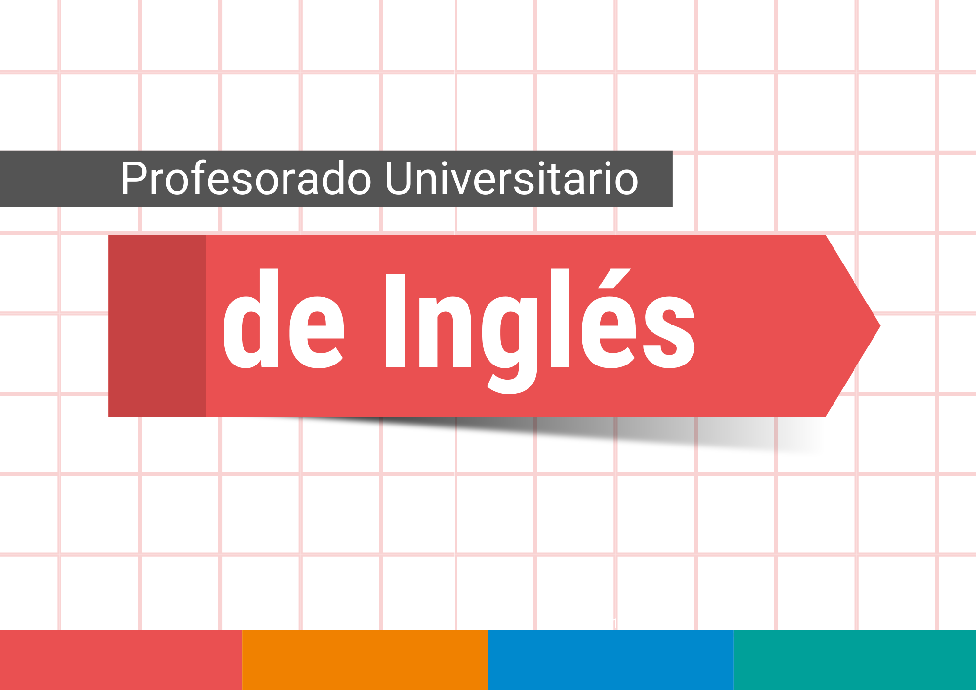 Prof Univ de Ingles