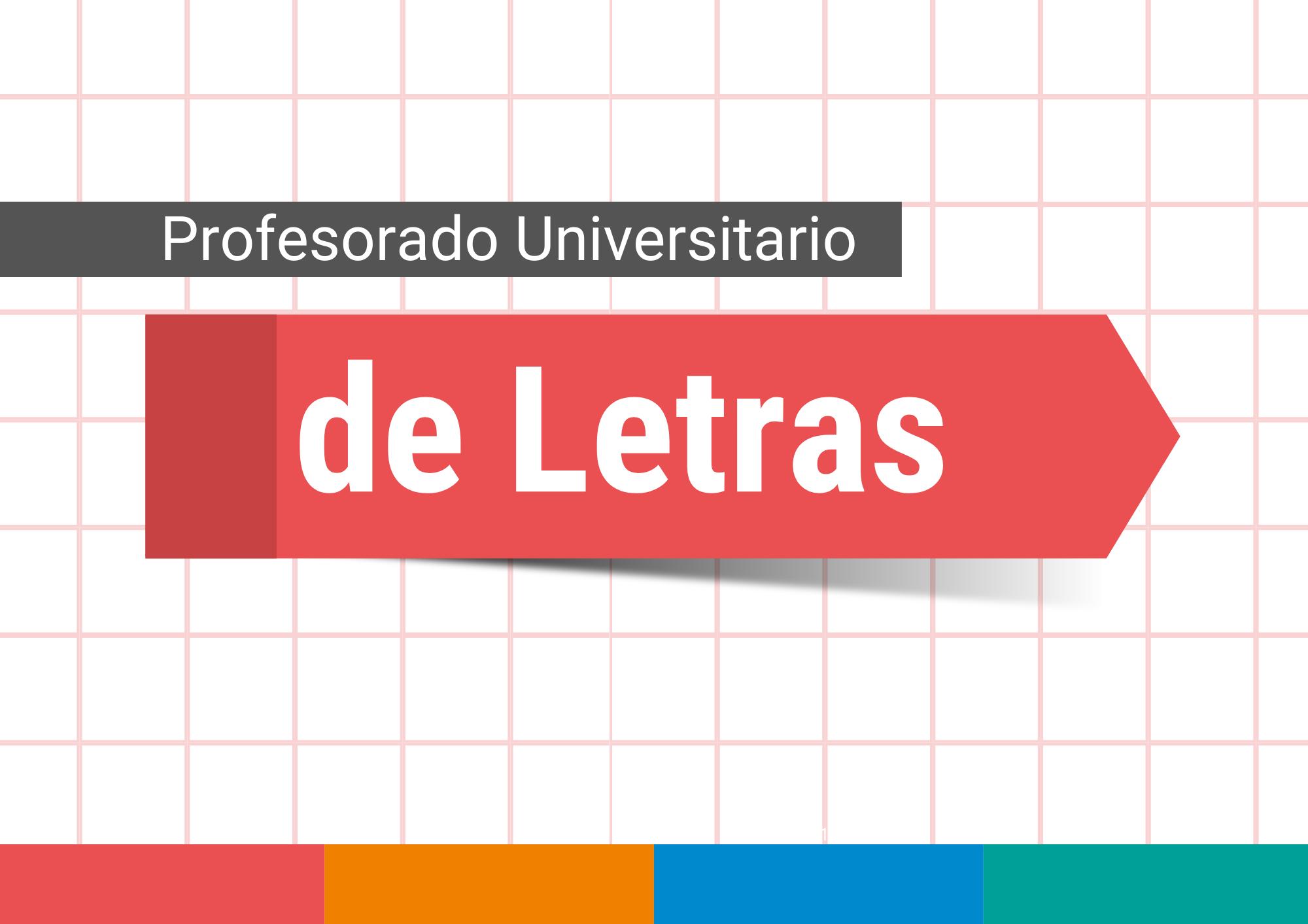 Prof Univ de Letras