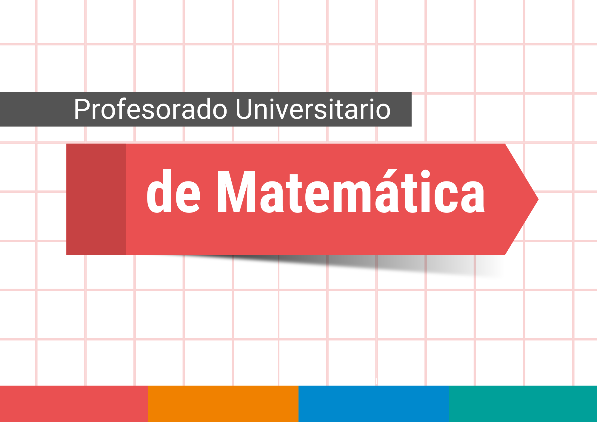 Prof Univ en Matemática